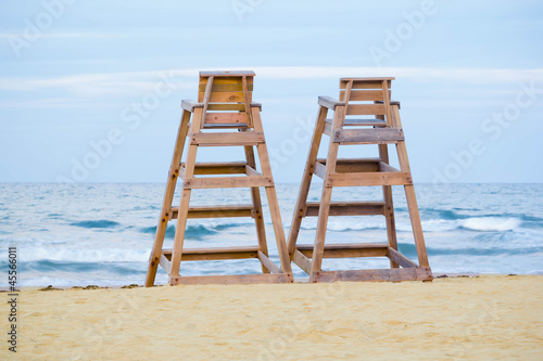 Baywatch chairs