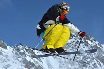 Freeride Jumper
