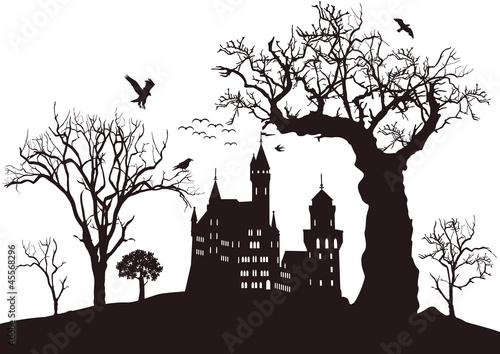 schwarze Burg