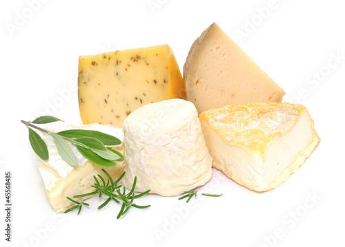 Olivenzweig, Käse
