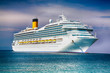 Beautifull cruise ship