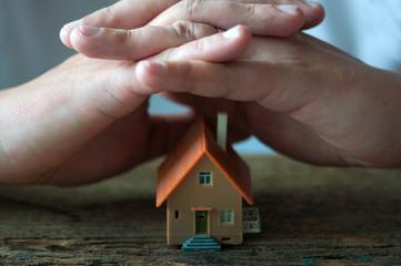 Haus bauen