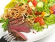 Steak - angeschnitten