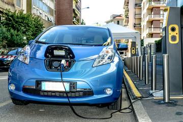 Eco car parking