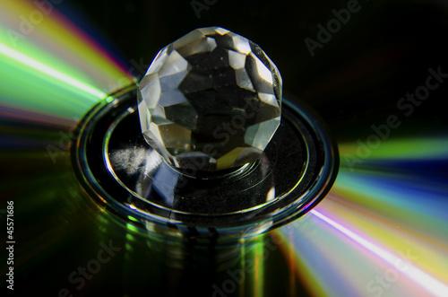 the dark side of crazy diamond Poster