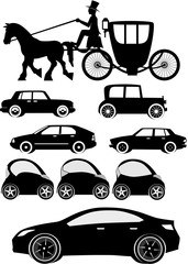 car evolution