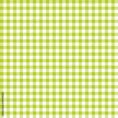 Seamless Check Pattern Green/White
