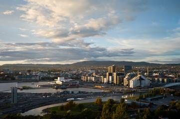 Oslo, Opera, Bjørvika and medieval park