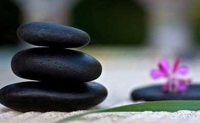 Balance | Stein Pyramide | Wellness Steine