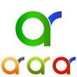 A. R. Company Logo