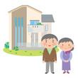 家と高齢者