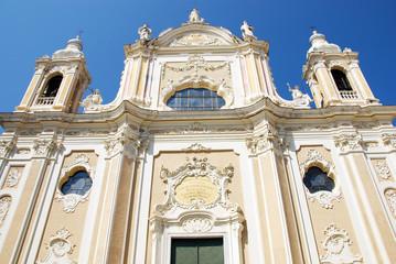 Finale Ligure: chiesa di san Giovanni Battista