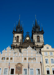 Church of lady before Tyn, Prague