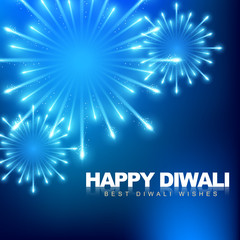 happy diwali fireworks