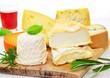 Reifer Käse