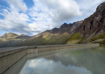 Grande Dixence Dam, Switzerland