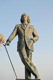 Estatua de Salvador Dali. Cadaques. Catalunya poster