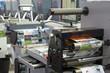 Leinwanddruck Bild - Druckmaschine