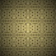 Seamless arabic ornament pattern