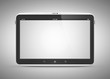 Modern digital tablet computer