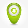 Puntatore 3D_verde riciclo