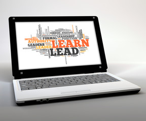 "Mobile Thin Client / Netbook ""Learn And Lead"""