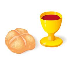 pane e calice