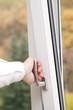 Lüften Fenster öffnen / Kippfenster