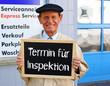 Termin für Inspektion