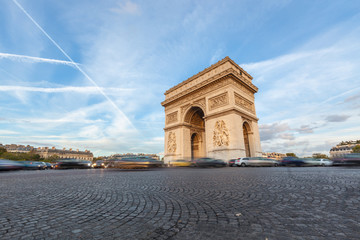 Arch de Triomphe in Paris