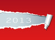 Neujahrsgruß 2013
