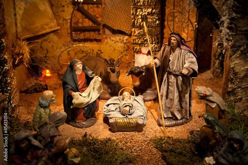 Nativity scene - 45613014