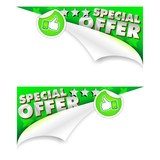 SPECIAL OFFER - like- CORNERS 3D - left & right