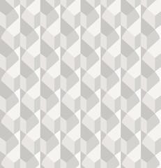 Geometric seamless crumpled paper pattern