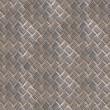 Grunge Background of Metal Diamond