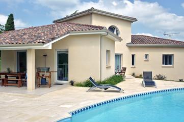 magnifique villa et sa piscine  # 06