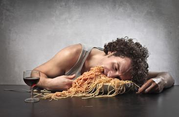 Died of Spaghetti