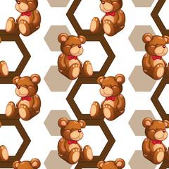 array of teddy