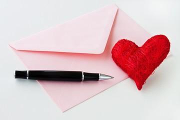Herz und Brief