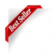Best Seller Red Banner