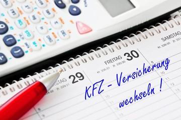 Wechsel - KFZ - Versicherung