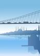 Köprüden Istanbul