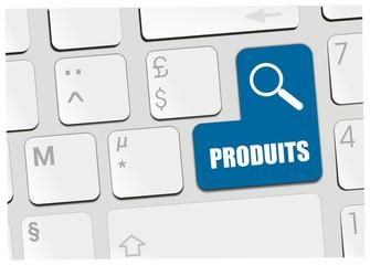 clavier produits