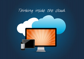 Thinking inside the cloud