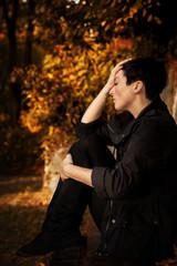 Herbst und Depressionen