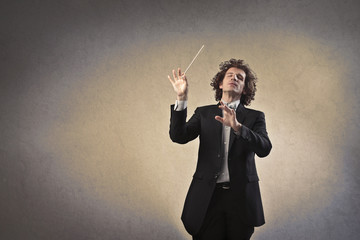 Conducting Musician