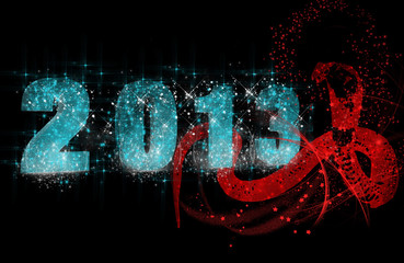 Happy New 2013 year