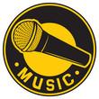 Vector Classic Microphone symbol