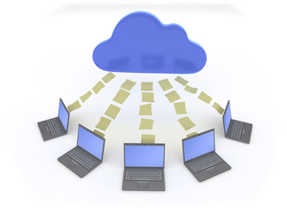 Cloud Data Sharing - data and filesharing with cloud computing