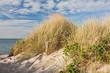 Weg zum Strand durch Dünen bei Heiligenhafen an der Ostsee